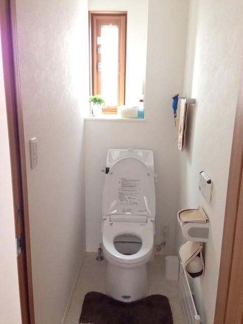 現在のトイレ