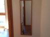 無印良品の壁に付けられる鏡